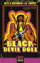 Black Devil Doll - VHS cover (xs thumbnail)