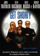 Get Shorty - French Movie Poster (xs thumbnail)