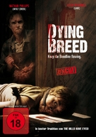 Dying Breed - German Movie Cover (xs thumbnail)