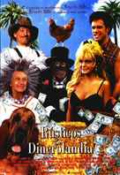 The Beverly Hillbillies - Spanish Movie Poster (xs thumbnail)