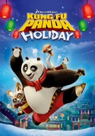 Kung Fu Panda Holiday - DVD movie cover (xs thumbnail)