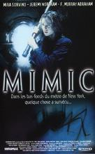 Mimic - French VHS cover (xs thumbnail)