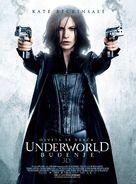 Underworld: Awakening - Bosnian Movie Poster (xs thumbnail)