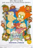 The Rugrats Movie - Spanish Movie Poster (xs thumbnail)