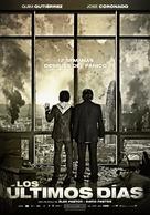 Los últimos días - Spanish Movie Poster (xs thumbnail)