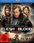 Flesh And Blood - German Movie Cover (xs thumbnail)