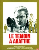 La polizia incrimina la legge assolve - French Movie Poster (xs thumbnail)