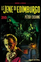The Flesh and the Fiends - Italian DVD cover (xs thumbnail)
