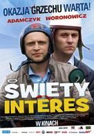 Swiety interes - Polish Movie Poster (xs thumbnail)