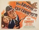 The Falcon in San Francisco - Movie Poster (xs thumbnail)
