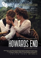 Howards End - British Movie Poster (xs thumbnail)
