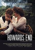 Howards End - British Movie Poster (xs thumbnail)