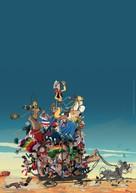Tous à l'Ouest: Une nouvelle aventure de Lucky Luke - Key art (xs thumbnail)