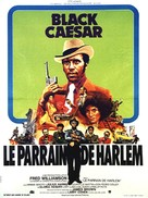 Black Caesar - French Movie Poster (xs thumbnail)