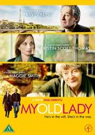 My Old Lady - Danish DVD movie cover (xs thumbnail)