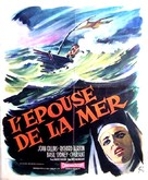 Sea Wife - French Movie Poster (xs thumbnail)