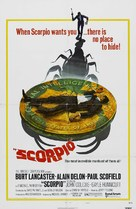 Scorpio - Theatrical movie poster (xs thumbnail)