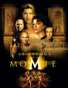 The Mummy Returns - French Movie Poster (xs thumbnail)