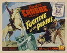 Fugitive of the Plains - Movie Poster (xs thumbnail)