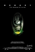 Memory: The Origins of Alien - Movie Poster (xs thumbnail)