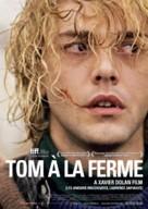 Tom à la ferme - Belgian Movie Poster (xs thumbnail)