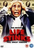 Life Stinks - British DVD movie cover (xs thumbnail)