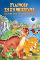The Land Before Time X: The Great Longneck Migration - Dutch DVD cover (xs thumbnail)