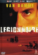 Legionnaire - Danish Movie Cover (xs thumbnail)