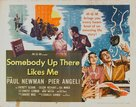 Somebody Up There Likes Me - Theatrical poster (xs thumbnail)