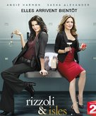 """Rizzoli & Isles"" - French Movie Poster (xs thumbnail)"