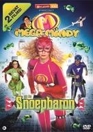 Mega Mindy en de Snoepbaron - Belgian DVD cover (xs thumbnail)