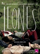 Leones - French Movie Poster (xs thumbnail)