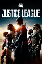 Justice League - Movie Cover (xs thumbnail)