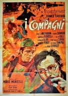 I Compagni - Italian Movie Poster (xs thumbnail)