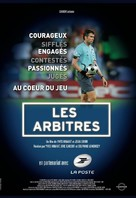 Les arbitres - French Movie Poster (xs thumbnail)