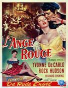 Scarlet Angel - Belgian Movie Poster (xs thumbnail)