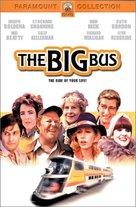 The Big Bus - DVD movie cover (xs thumbnail)