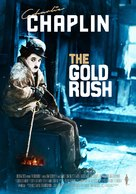 The Gold Rush - Swedish Movie Poster (xs thumbnail)