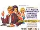 The Cincinnati Kid - Belgian Movie Poster (xs thumbnail)