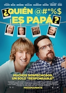 Father Figures - Colombian Movie Poster (xs thumbnail)