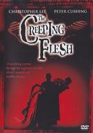 The Creeping Flesh - DVD cover (xs thumbnail)