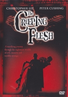 The Creeping Flesh - DVD movie cover (xs thumbnail)