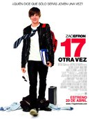 17 Again - Chilean Movie Poster (xs thumbnail)