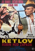 Catlow - Serbian Movie Poster (xs thumbnail)