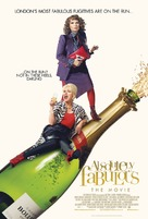 Absolutely Fabulous: The Movie - British Movie Poster (xs thumbnail)