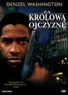 For Queen and Country - Polish DVD movie cover (xs thumbnail)