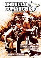 Comanche Territory - Spanish Movie Cover (xs thumbnail)