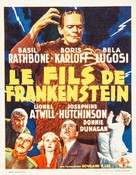 Son of Frankenstein - Belgian Movie Poster (xs thumbnail)