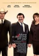 Bernie - Portuguese Movie Poster (xs thumbnail)