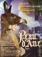 Peau d'âne - French Movie Poster (xs thumbnail)
